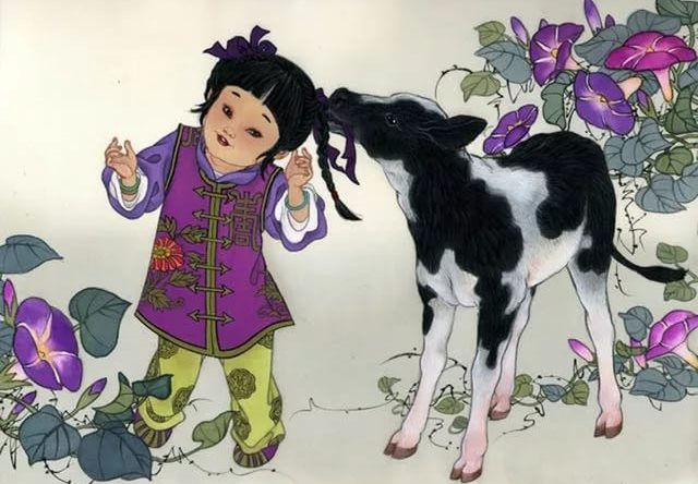 Children born in the Year of the Ox